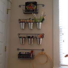 Office Wall Organizer Ideas Organization For Arts And Crafts New Home Pinterest
