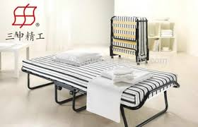 Folding Single Bed High Quality Metal Folding Single Bed Folding Wall Bed Price