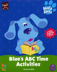amazon blue u0027s clues blue u0027s abc activities