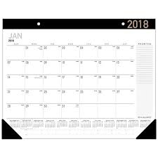desk pad calendar protector desk pad calendars staples