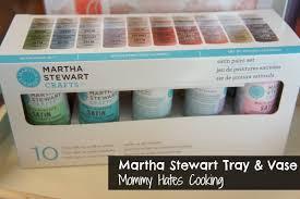 martha stewart s day tray vase hates cooking