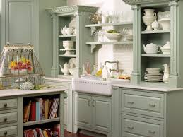 cheap kitchen cabinets pictures options tips ideas hgtv mid range special storage features