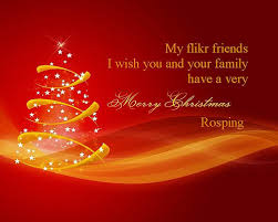 merry my flickr friends i wish you and your family