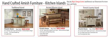 100 amish furniture kitchen island dining tables rustic