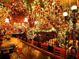 rolfs bar and restaurant for a charming and festive dinner visit