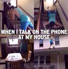 Talking On The Phone Meme - when i talk on phone funny pictures quotes memes funny images