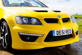 vauxhall vxr8 maloo vauxhall vxr8 maloo pictures vauxhall maloo front action