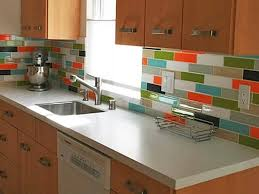 kitchen backsplash colors creative kitchen backsplash ideas