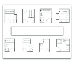 bath floor plans small 3 4 bathroom floor plans photo 2 of 8 3 4 bathroom layout 2