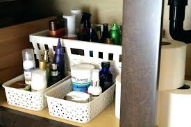 organizing bathroom ideas drawer organizer bathroom bathroom cabinet organization