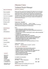 technical skills resume project manager resume skills cv resume