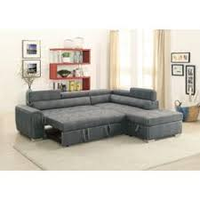 Sofa With Bed Pull Out Convertible Sofa Bed With Storage