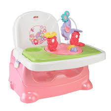 price pretty in pink elephant booster seat