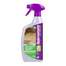 rejuvenate 24 oz bio enzymatic tile and grout cleaner rj24bc