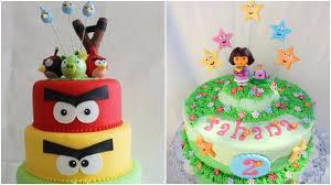 latest best birthday cake designs for kids youtube