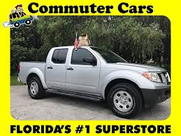 nissan frontier crew cab long bed nissan frontier long bed in florida for sale used cars on