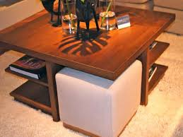 Coffee Table With Storage Coffee Table Modern Wood Coffee Table Reclaimed Metal Mid