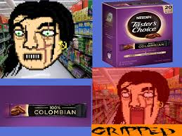Miami Memes - update to my colombian coffee meme i made a while back hotlinemiami