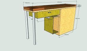comment faire une table de cuisine comment fabriquer une table en bois jaol me