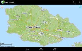 Malta World Map Offline Map Malta Gozo Comino Android Apps On Google Play