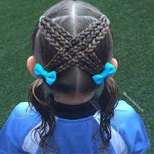 Cute Sporty Hairstyles 66 Best Sports Hairstyles Images On Pinterest Hairstyles