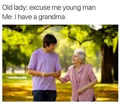 Meme Grandmother - grandmother meme tumblr