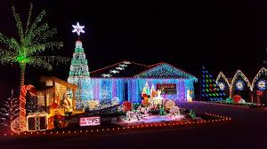 all is bright light displays across central florida