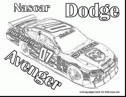 magnificent coloring cars pages for kids printable with race car