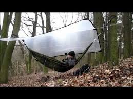 a gift for a friend diy hammock u0026 tarp and simple cook set youtube