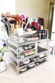 hair and makeup organizer the best makeup organizer my make up