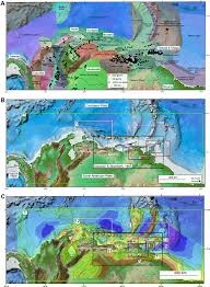 Map Of Eastern Caribbean by Introduction To The Special Issue Of Marine And Petroleum Geology