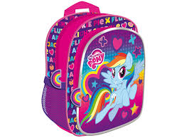 my pony purse my pony backpack filled pencil shoe bag pouch