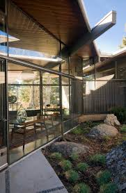 mid century homes rustic mid century by pearson design group plastolux