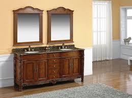 bathrooms design double sink bathroom vanities inch modern wall