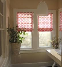 charming pink roman shades ideas with cordless rose pink 355 in x