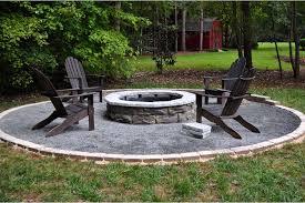 Landscape Fire Pits by Garden Design Garden Design With Garden Composing The Fire Pit
