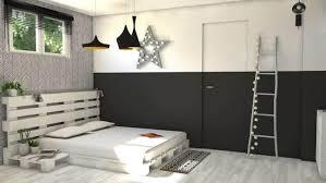 decoration d une chambre davaus deco chambre d amis et bureau avec des idées