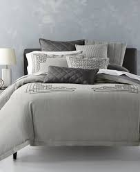 Macys Duvet Cover Sale Hotel Collection Fretwork Duvet Covers Created For Macy U0027s