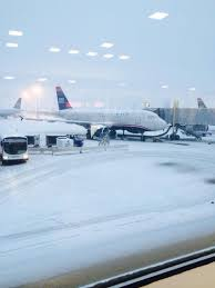 Dca Airport Map At Least 1 Runway Closed At Dc U0027s Reagan National Airport Due To