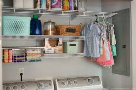 Laundry Room Hours - laundry room makeover on a budget