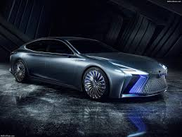 lexus ls lexus ls plus concept 2017 picture 3 of 18