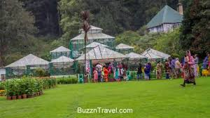 Botanical Garden Station by Government Botanical Gardens Ooty Youtube