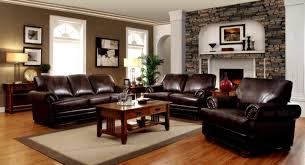 Leather Livingroom Furniture Living Room Furniture Stores With Many Various Leather Sofa Sets