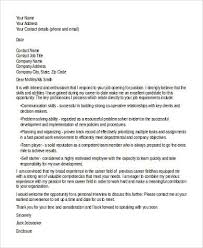 sample career change cover letter 6 examples in word pdf
