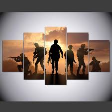 army home decor us army canvas poster home decor wall art pictures u2013 morning freedom