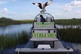 fan boat tours miami everglades airboat tour miami tours