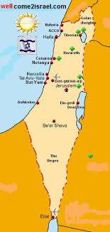 sheva israel map tel aviv hotels israel israel map
