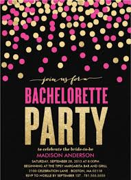 19 bachelorette invitation templates free sle exle