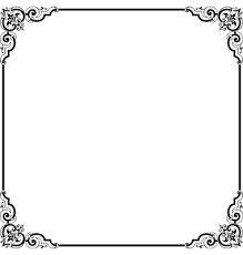 template undangan keren contoh sertifikat bingkai islami almanawiyah pinterest