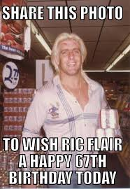 Ric Flair Memes - ric flair was there rflairwasthere twitter